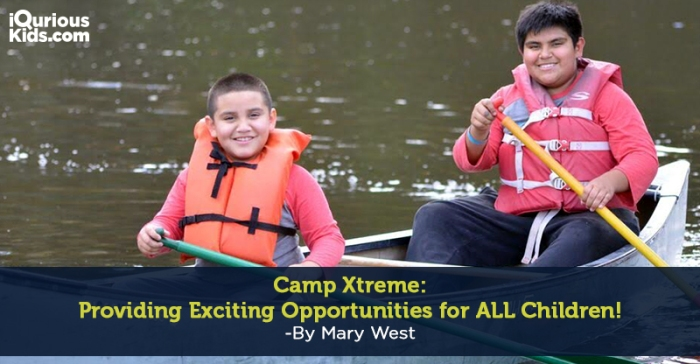 Camp Xtreme: Providing Exciting Opportunities for ALL Children!